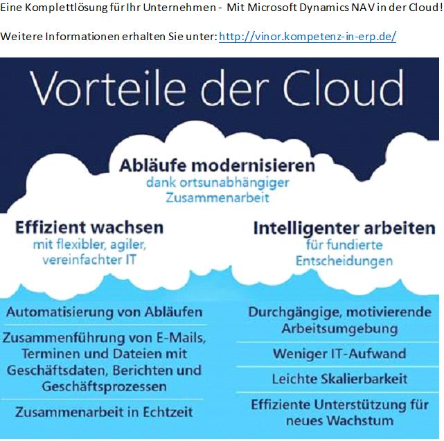 2017-04-12Vorteile der Cloud